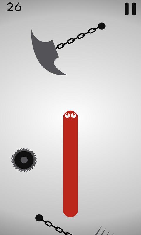 蠕虫快跑V1.4 安卓版