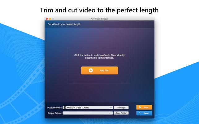 Any Video ClipperV1.0.5 Mac版