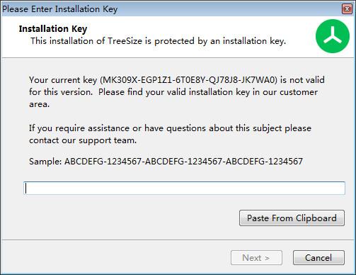 JAM Software TreeSize ProV7.0.5.1407 破解版