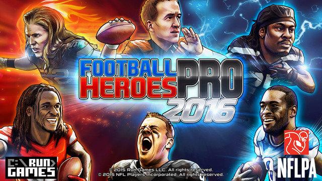橄榄球英雄(Football Heroes 2015)V1.7 苹果版