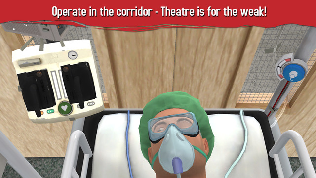 外科医生(Surgeon Simulator)V1.5 苹果版