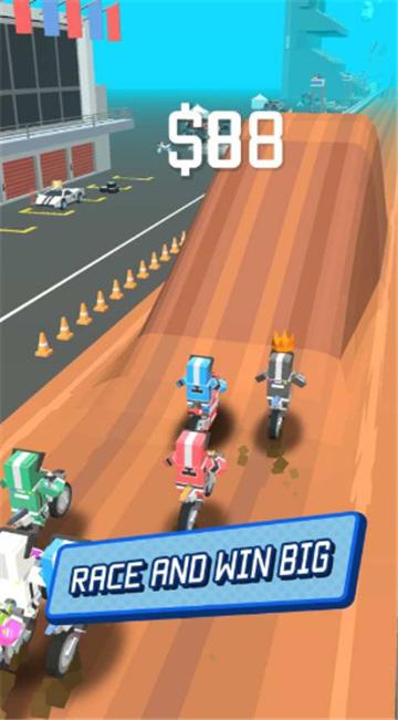 骑行绝技V1.0 安卓版