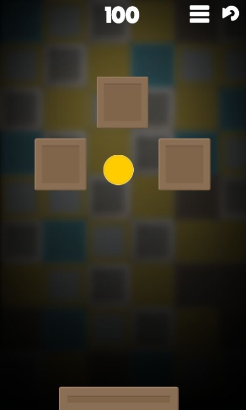 弹力球打砖块