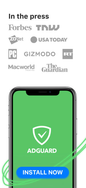 AdGuardV2.1.2 苹果版