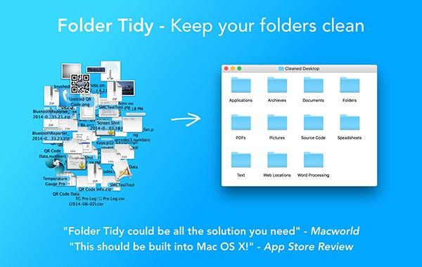 Folder Tidy for macV2.7.3 官方版