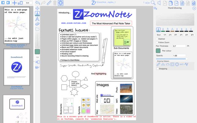 ZoomNotes DesktopV8.01 Mac版
