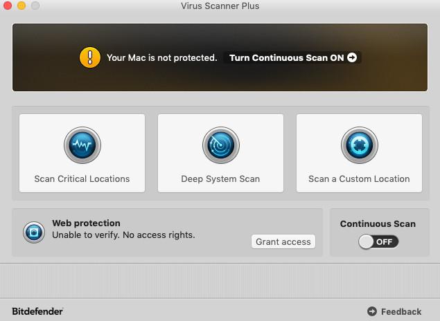 VirusScannerPlusV3.11 破解版