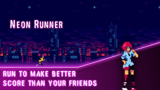 霓虹奔跑者V0.4.2 安卓版