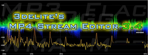 MP4 Stream EditorV3.4.5.3 官方版