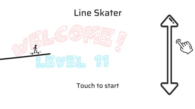 Line SkaterV0.1.1 安卓版