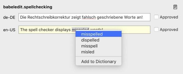 BabelEdit(json翻译编辑器)V1.9.0 官方版
