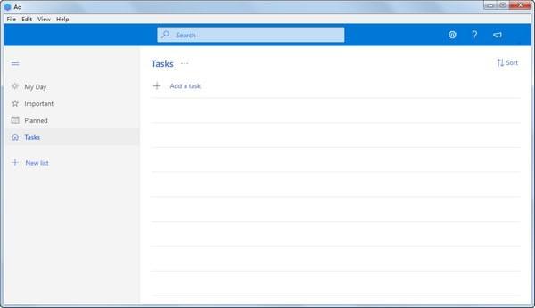 Ao(任务清单软件)V6.8.0 官方版