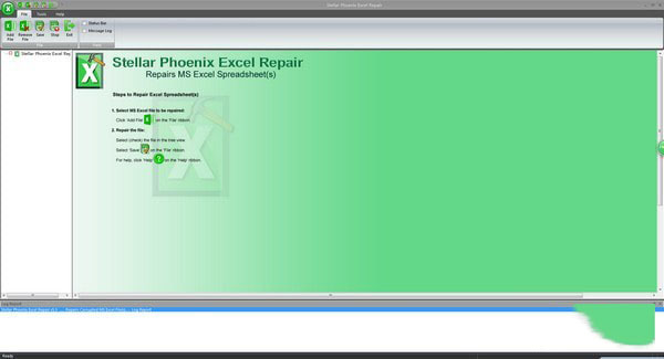 Stellar Phoenix Excel Repair(Excel修复工具)V5.5.0 免费版