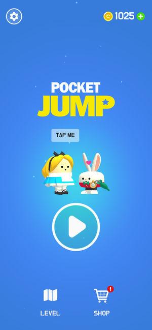 口袋跳跳V1.0.9 苹果版