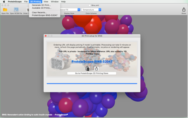 ProteinScopeV1.0 Mac版
