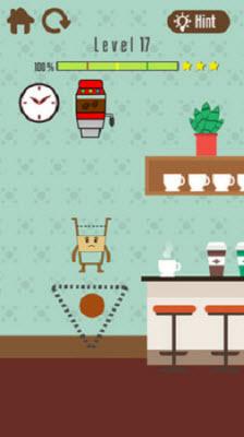 快乐咖啡杯V1.0 安卓版