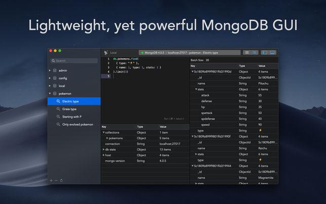 Diet MongoV1.0 Mac版