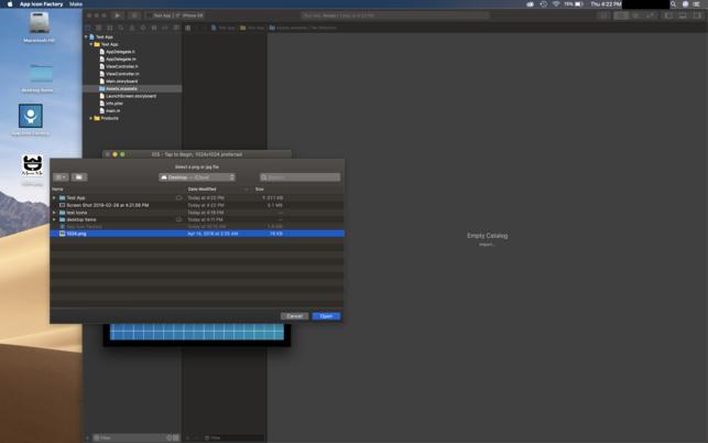 App Icon FactoryV1.0 Mac版