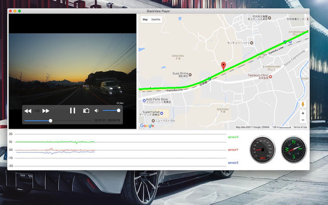 BlackView PlayerV1.1.0 Mac版