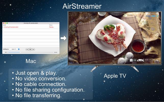 AirStreamerV1.3 Mac版