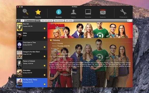 TV Pilot for MacV2.1.0 Mac版