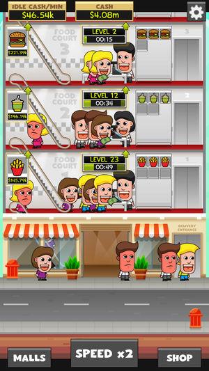 放置购物商店大亨V1.1.0 苹果版
