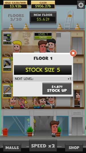 放置购物商店大亨V1.6.0 安卓版