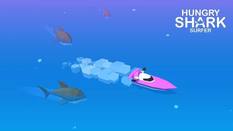 冲浪者:饥饿的鲨鱼V1.0.0 安卓版