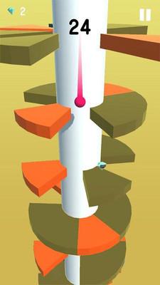 欢乐球球跳V1.2 安卓版