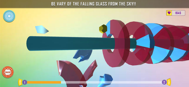 玻璃圈粉碎V1.0 苹果版