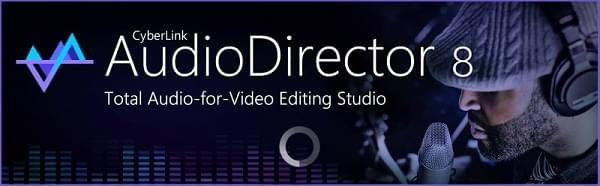 AudioDirector8(音频编辑软件)V8.0.2031.0 中文版