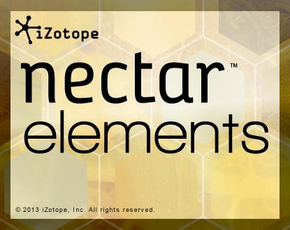 iZotope Nectar Elements(声音插件)V1.0 官方版