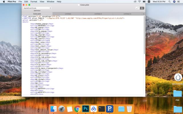 Plist SugarV1.0 Mac版