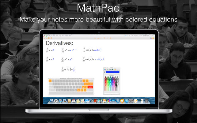 MathPadV21.2 Mac版
