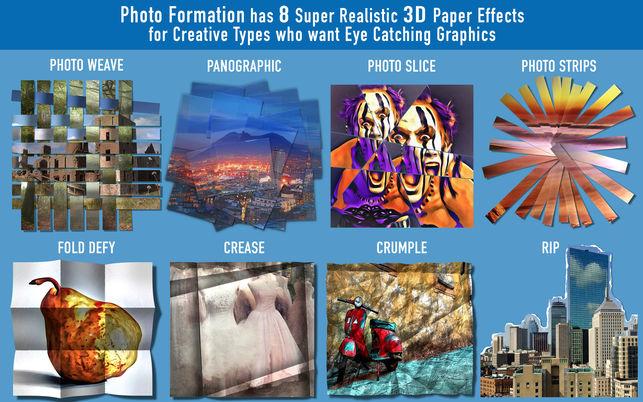 Photo FormationV1.0.5 Mac版