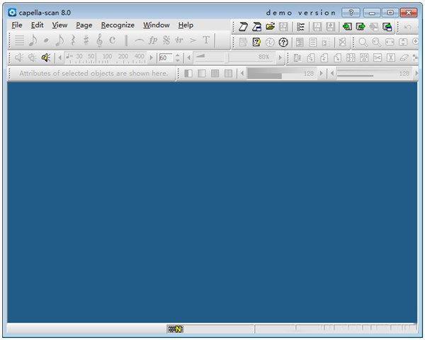 乐谱转换器(Capella-Scan)V8.0.25 官方版