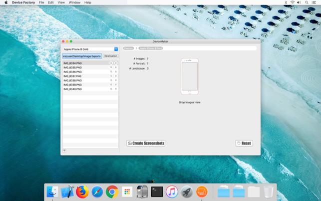 Device FactoryV1.3.0 Mac版