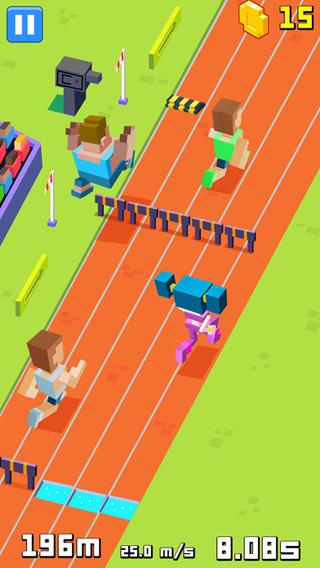 奥林匹乐向前冲V1.0 苹果版