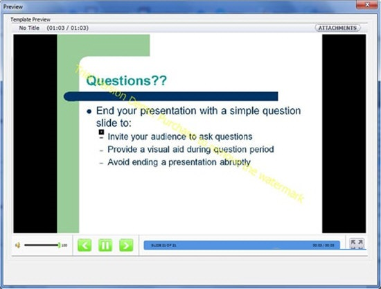 Boxoft PowerPoint to Flash官方版