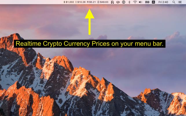 Coin TickV2.41 Mac版