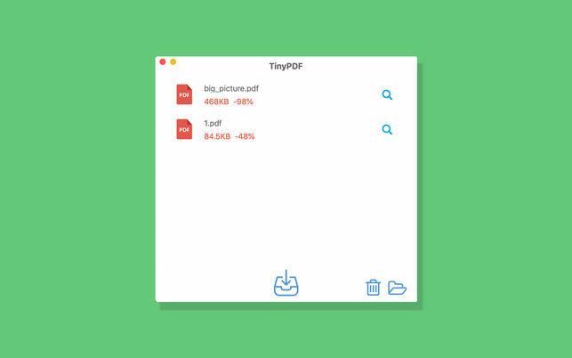 TinyPDFV1.1 Mac版