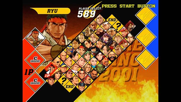 拳皇VS街霸V1.6.0.0 安卓版
