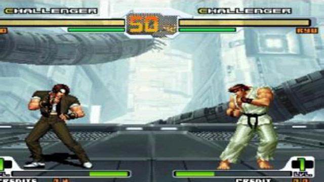 拳皇vs街霸2V4.2.0 安卓版