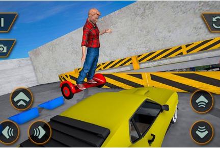 悬停板极端溜冰者3DV1.0 苹果版