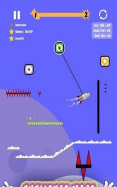 摆动导弹V1.0.0 安卓版