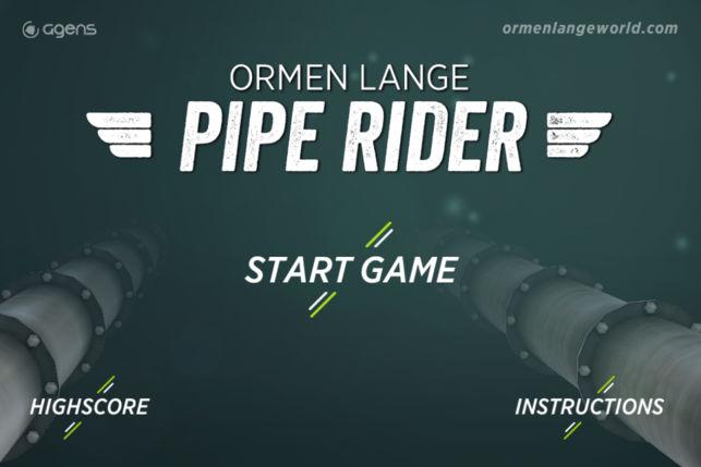 管道骑士(Pipe Rider)V1.0.1 苹果版
