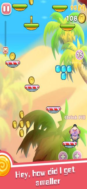跳跃的小猪(Jumping Piglet)V1.1 苹果版