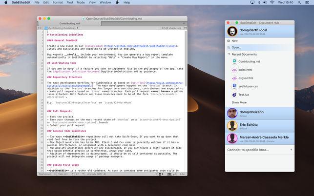SubEthaEditV5.0.2 Mac版