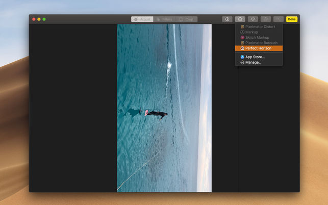 Perfect HorizonV1.0 Mac版