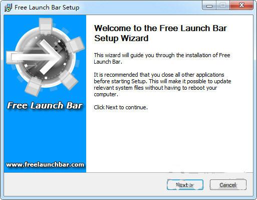 Free Launch Bar(快速��釉��工具)V2.0 免�M版